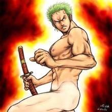 Toon sex pic ##000130408040 male one piece roronoa zoro yaoi