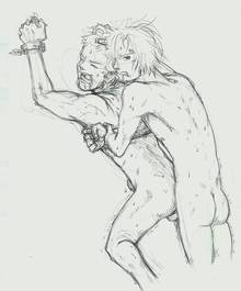 Toon sex pic ##000130406058 male one piece roronoa zoro sanji yaoi