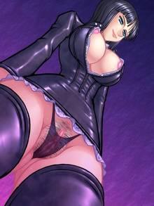 Toon sex pic ##000130318188 nico robin one piece tagme