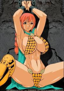 Toon sex pic ##0001301466733 chains clothed murata one piece rebecca (one piece)