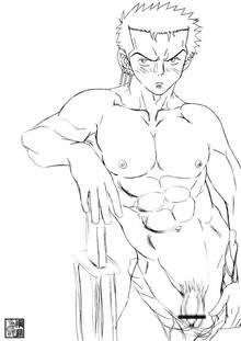 Toon sex pic ##000130505243 male one piece roronoa zoro yaoi