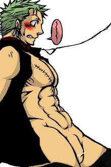Toon sex pic ##000130493477 male one piece roronoa zoro yaoi